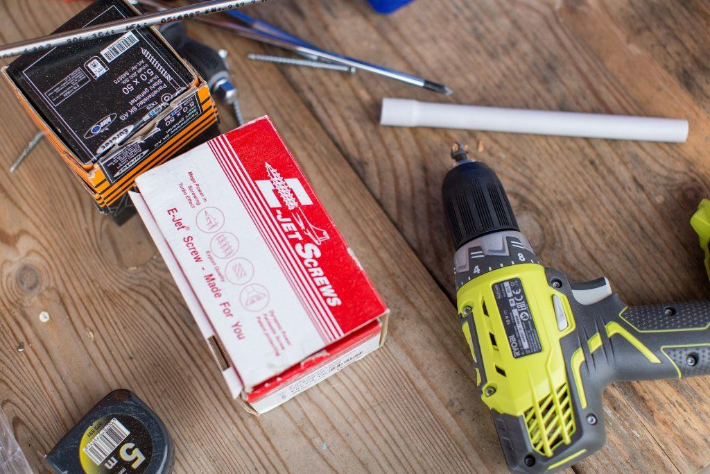 como elegir destornillador electrico