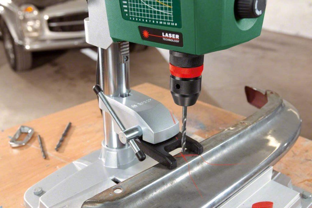 Ideal para trabajos de perforación precisos