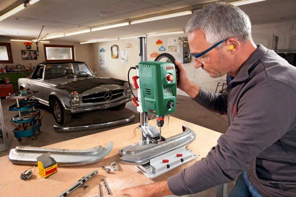Convierta su garaje en taller profesional