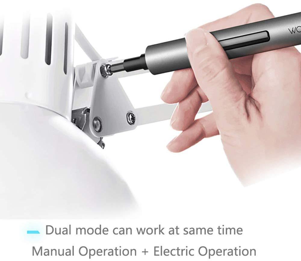 Atornilla y desatornilla automáticamente,destornillador automático manual