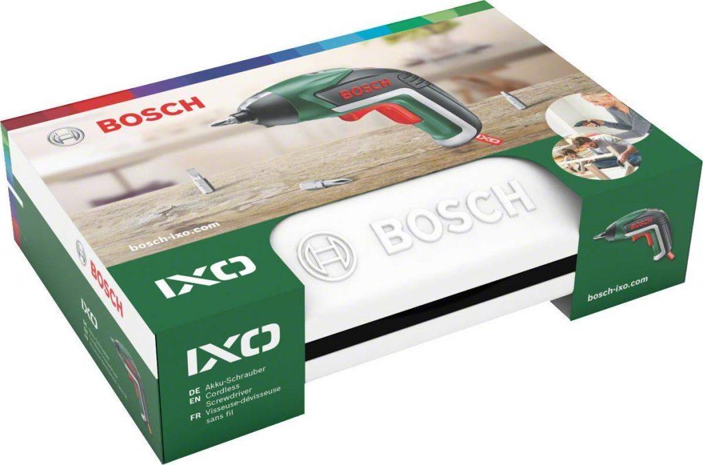 atornillador eléctrico IXO de bosch