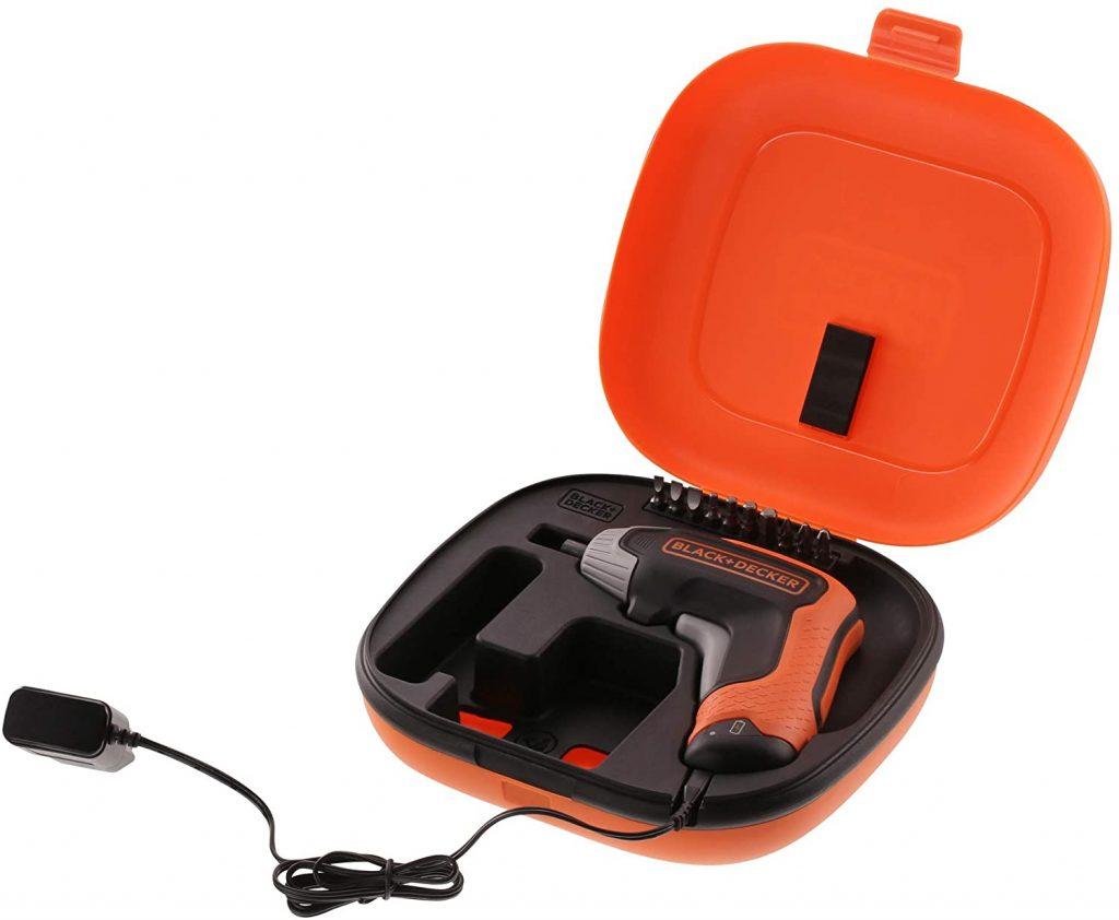 BCF611CK-QW viene con un maletin incluido