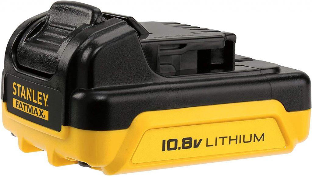 destornillador eléctrico con batería de litio