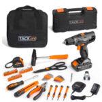 phk06b,tacklife phk06b,destornillador electrico inalambrico,atornillador eléctrico tacklife,atornillador pequeño y potente