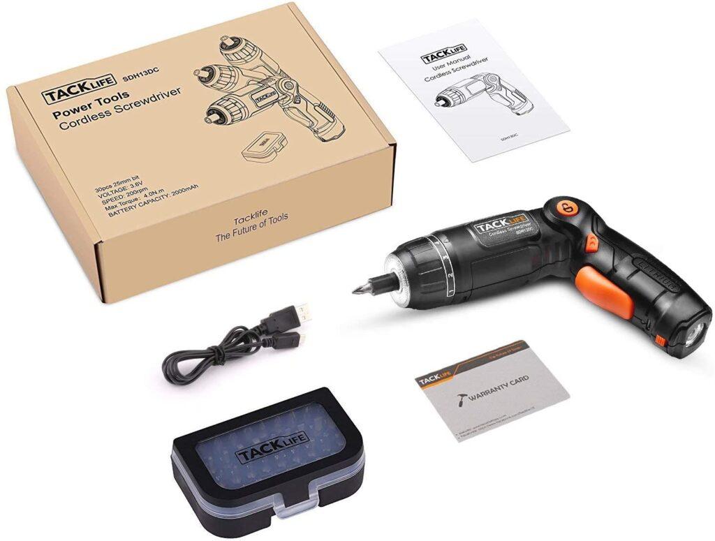 destornillador electrico tacklife,atornillador eléctrico inalámbrico tacklife,atornillador electrico tacklife